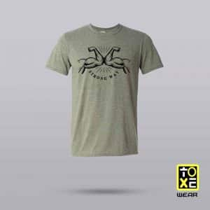 Camiseta Strong Way toxe wear