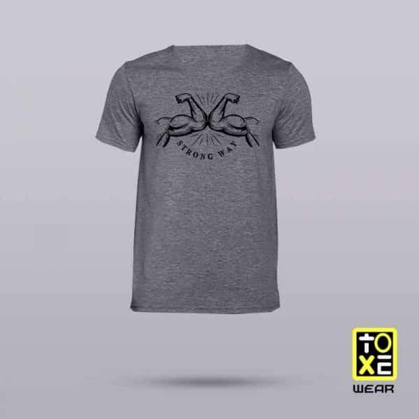 Camiseta Strong Way toxe wear