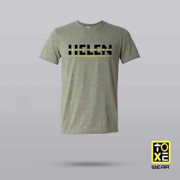 camiseta crossfit toxe wear helen