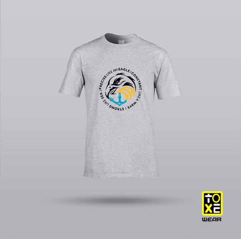 Camiseta OCEAN toxe wear