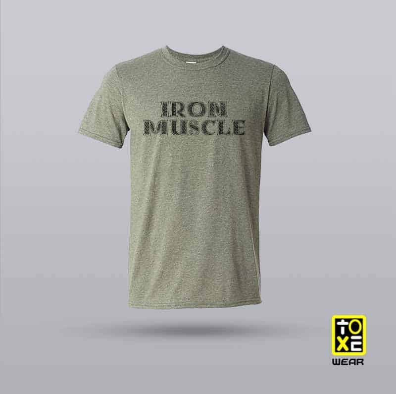 iron muscle toxe wear