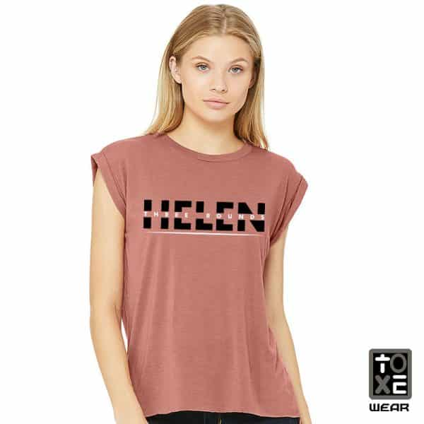 camiseta helen toxe wear