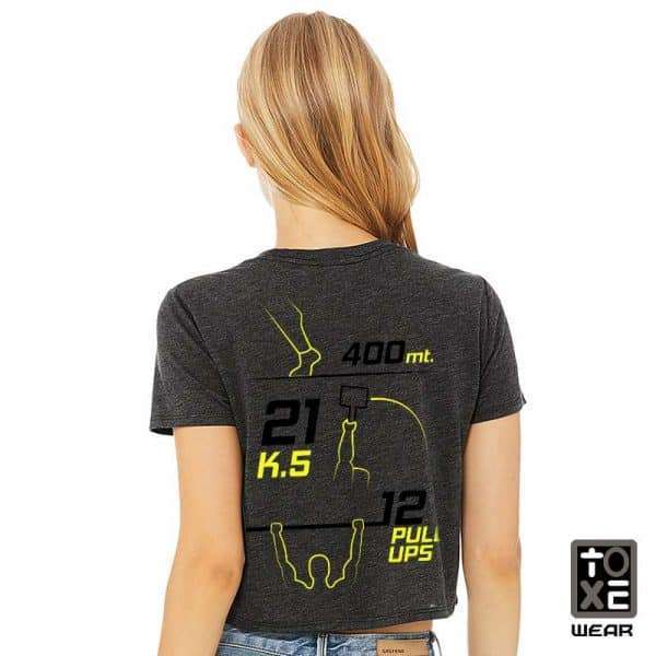 camiseta helen flow toxe wear