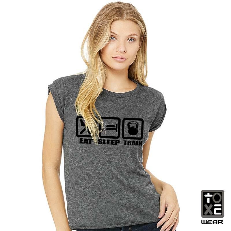 camiseta entreno toxe wear