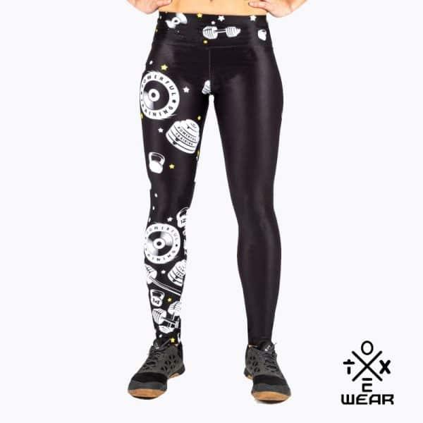 black and white malla toxewear