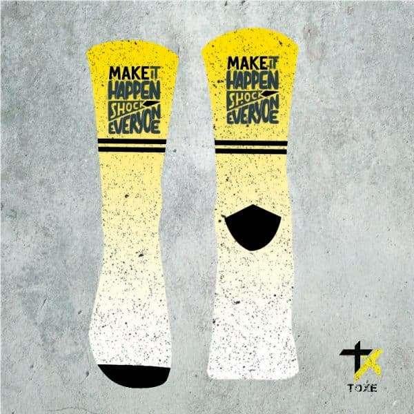 calcetines personalizados toxe wear