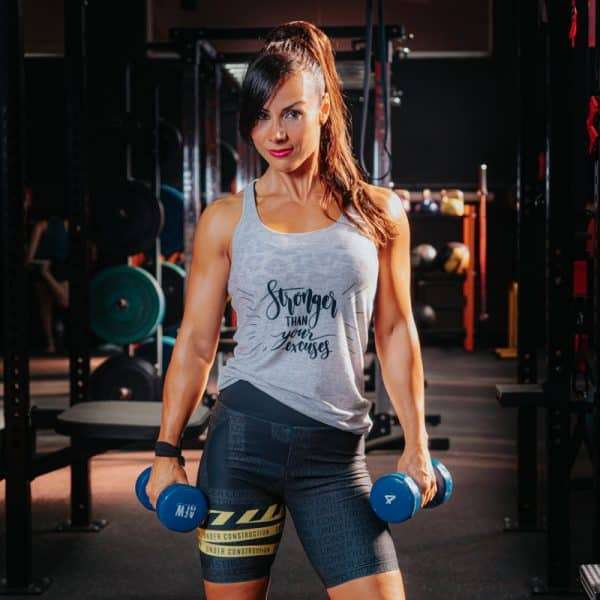 camiseta stronger toxe wear