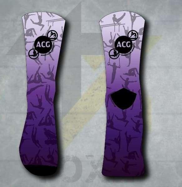 calcetines gimnastica toxe wear