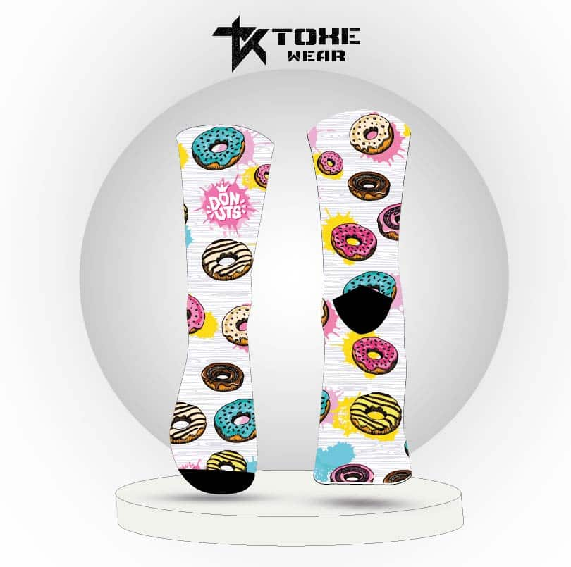 donuts toxe wear